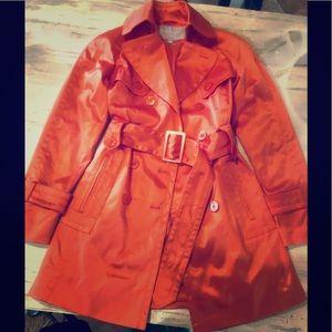 Jessica Simpson Trench Coat XS Jacket Designer